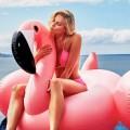 Flamingo Pool Party Bouée gonflable