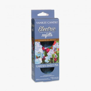 Yankee Candle Garden Sweet Pea Recharge prise murale