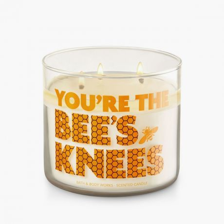 You're The Bees Knees Bougie 3 Mèches