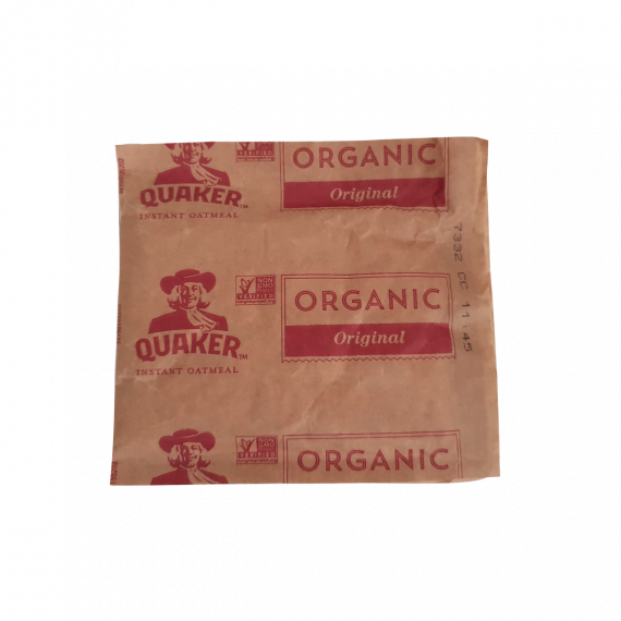 Instant Oatmeal Quaker
