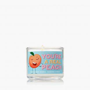 You're A Real Peach Mini Bougie