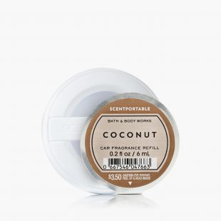 Coconut Scentportable Recharge