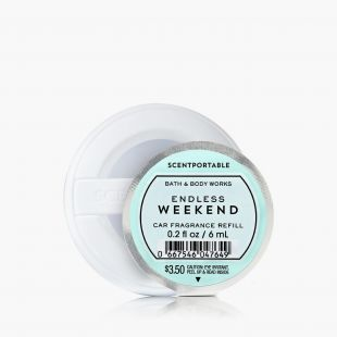 Endless Weekend Scentportable Recharge