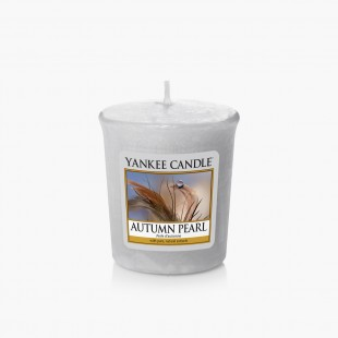 Autumn pearl Votive