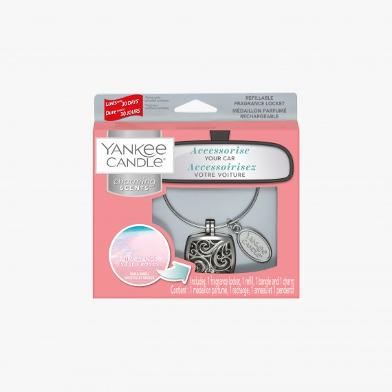 Charming scent Square Pink Sands