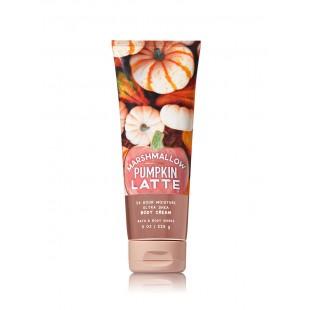 Acheter Bath & Body Works en France Marshmallow Pumpkin Latte Ultra Shea Body Cream