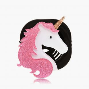 Sparkly Unicorn Car Scentportable Holder