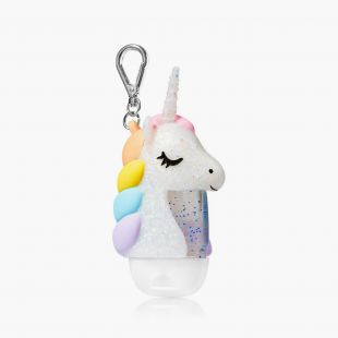 Sparkly Unicorn Pocketbac Holder Lumineux