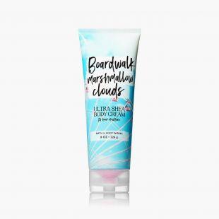 Boardwalk Marshmallow Clouds Ultra Shea Body Cream