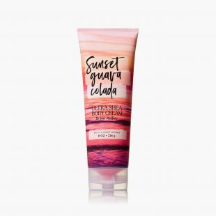 Sunset Guava Colada Ultra Shea Body Cream