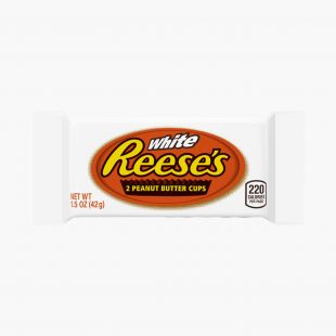 Reese's 2 White Peanut Butter Cup
