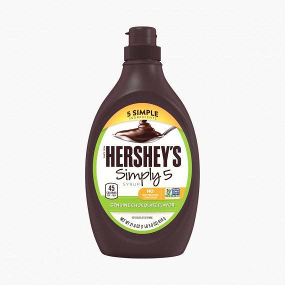 Hershey's Simply 5 Sirop de Chocolat