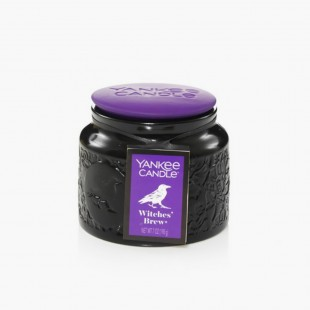 Witches Brew Bougie Pot Ceramique