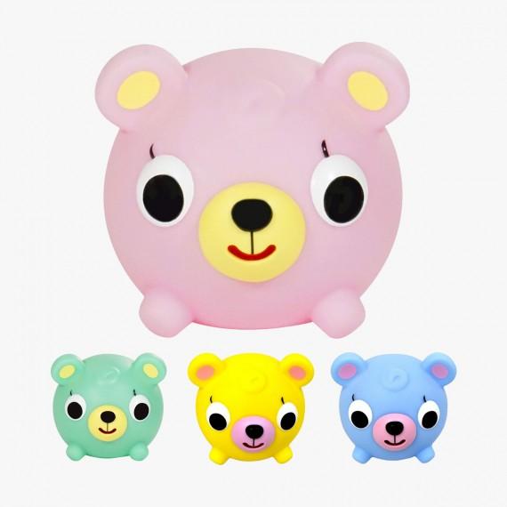 Jabber ball bear jouet japonais kawaii pouet pouet