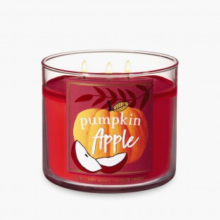 Bath & Body Works Bougie Pumpkin Apple