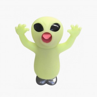 Silly Alien Jabber Balls Sankyo toys