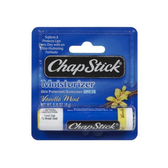 Chapstick  Vanilla Mint