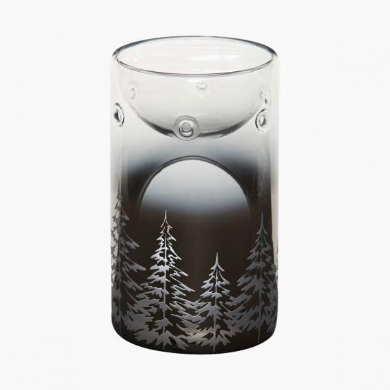 Bruleur à tartelette Winter trees Noel Yankee Candle Holiday sparkle