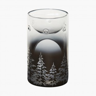 Bruleur à tartelette Winter trees Noel Yankee Candle Holiday sparkle