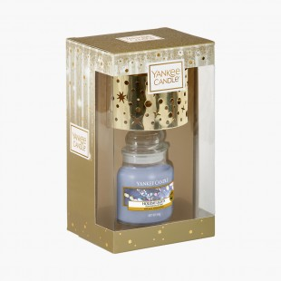Coffret petite jarre Holiday Lights Collection Noel Yankee Candle