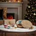 Coffret 3 petites jarres Sparkle Holiday Noel Yankee candle