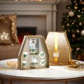 Coffret Clean Cotton Sparkle Holiday Noel Yankee Candle