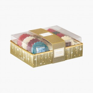 Coffret tartelettes Sparkle Holiday
