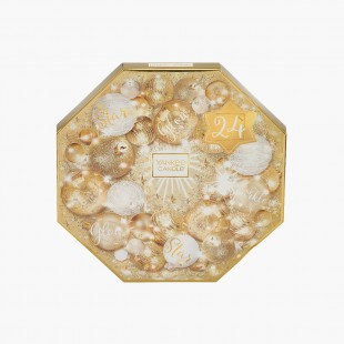 Calendrier de l'avent 2018 Yankee Candle Sparkle Holiday