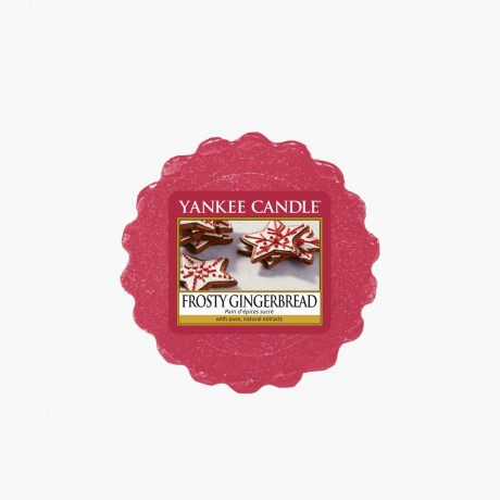 Frosty Gingerbread Tartelette Noël Yankee Candle Sparkle holiday