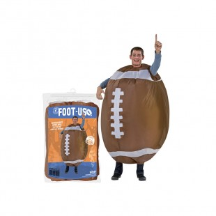Costume Gonflable Football Américain