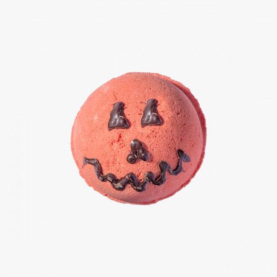 Boule de bain Halloween Jack O Lantern