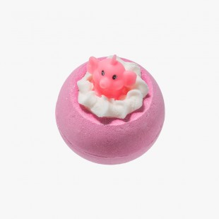 Boule de bain Pink Elephants & Lemonade