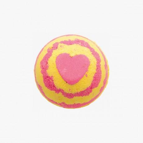 Boule de bain Rhubarb & Custard
