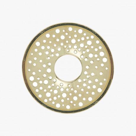 Illuma-lid Glam Mosaique noel yankee candle