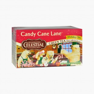 Thé Candy Cane Lane Celestial Seasoning