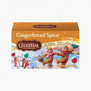Thé Gingerbread spice Celestial Seasoning