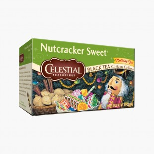 thé nutcracker sweet Celestial Seasoning