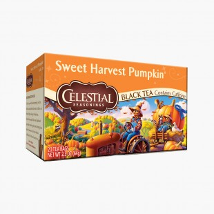 Thé Sweet Harvest Pumpkin Celestial Seasoning
