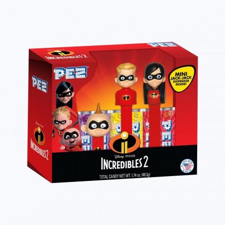 Coffret PEZ Indestructibles 2