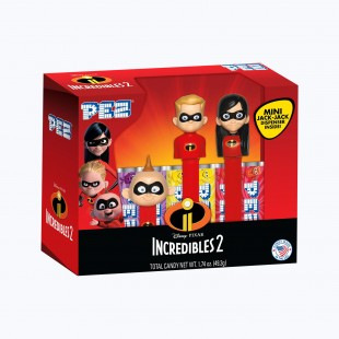 Coffret PEZ Indestructibles 2
