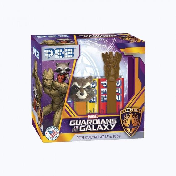 Coffret PEZ Gardiens de la Galaxie