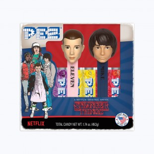 Coffret PEZ Stranger Things