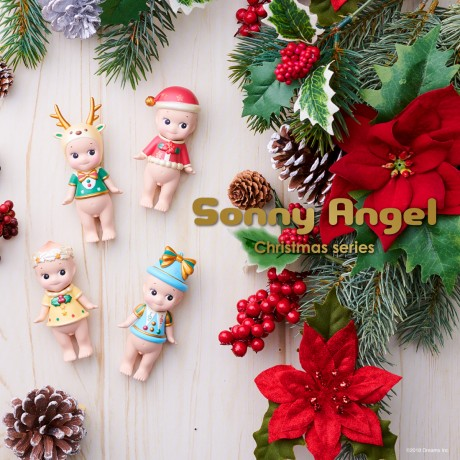 Christmas serie Sonny Angel