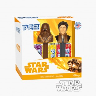 Coffret PEZ Star Wars Han Solo