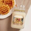 Belgian Waffles Bougies Jarres