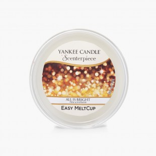 Yankee Candle All Is Bright Easy MeltCup