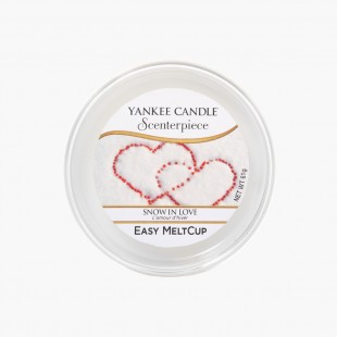 Yankee Candle Snow In Love Easy MeltCup