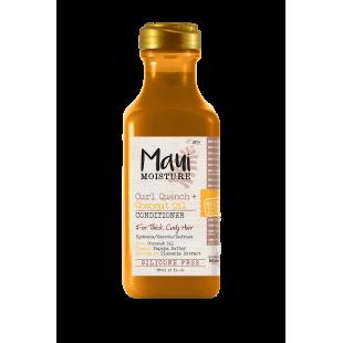 Curl Quench + Coconut Oil apres shampoing Maui Moisture