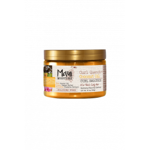 Curl Quench + Coconut Oil masque Maui Moisture