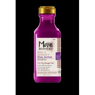 Heal & Hydrate + Shea Butter Shampoo Maui Moisture